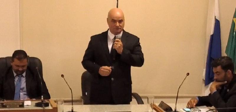 Anselmo fala da suspensão do processo de cassação