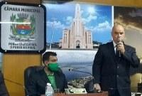 Anselmo lamenta morte do governo municipal