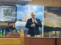 Anselmo Prata fala da crise política administrativa da cidade