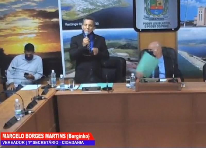 Borginho pede fim de isolamento dos assentamentos
