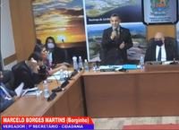 Borginho solicita informação sobre dívida do CarapebusPrev