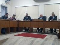 Câmara analisa veto a prestação de contas do Executivo