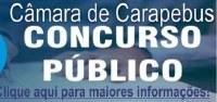 Câmara de Carapebus altera data das provas do 1º Concurso Público