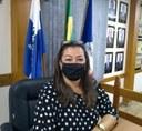 Cintia Camargo pede a reforma dos banheiros no Parque de Exposição