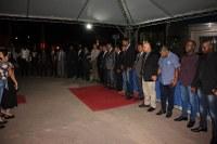 Culto de Ação de Graça reúne mais de 200 pessoas em oração pela paz