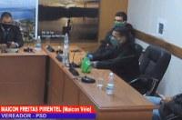 Maicon Pimentel pede redução na taxa de iluminação pública