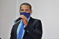 Maicon Pimentel sugere construção de banheiros na lagoa da Praia