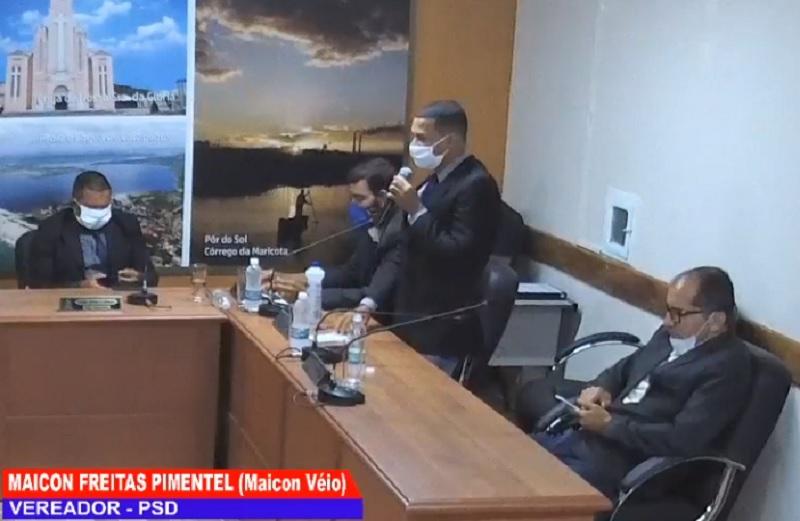 Maicon quer desmembramento de projetos para evitar abusos do Executivo