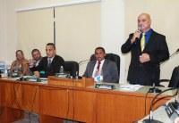 Primeira sessão da Câmara de Carapebus define membros das comissões permanentes
