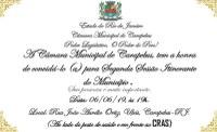 Sessão Itinerante em Ubás