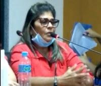 Tânia Cabral buscar por criar centro de apoio à Mulher