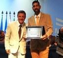 Wagner Mello recebe título de Mérito Político na Câmara de Macaé