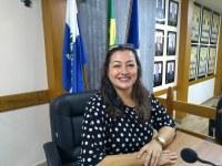 Vereadora Cíntia Barcelos assume secretaria de Assistência Social