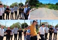 Vereadores retornarão ao DER para solicitar agilização no reparo de ponte