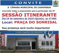 Sessão Itinerante em Itaquira